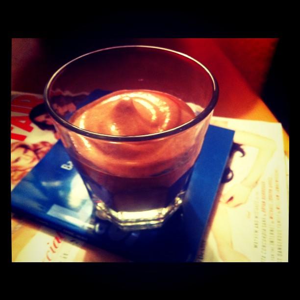 Homemade Guacamole + Chocolate Banana Soft Serve