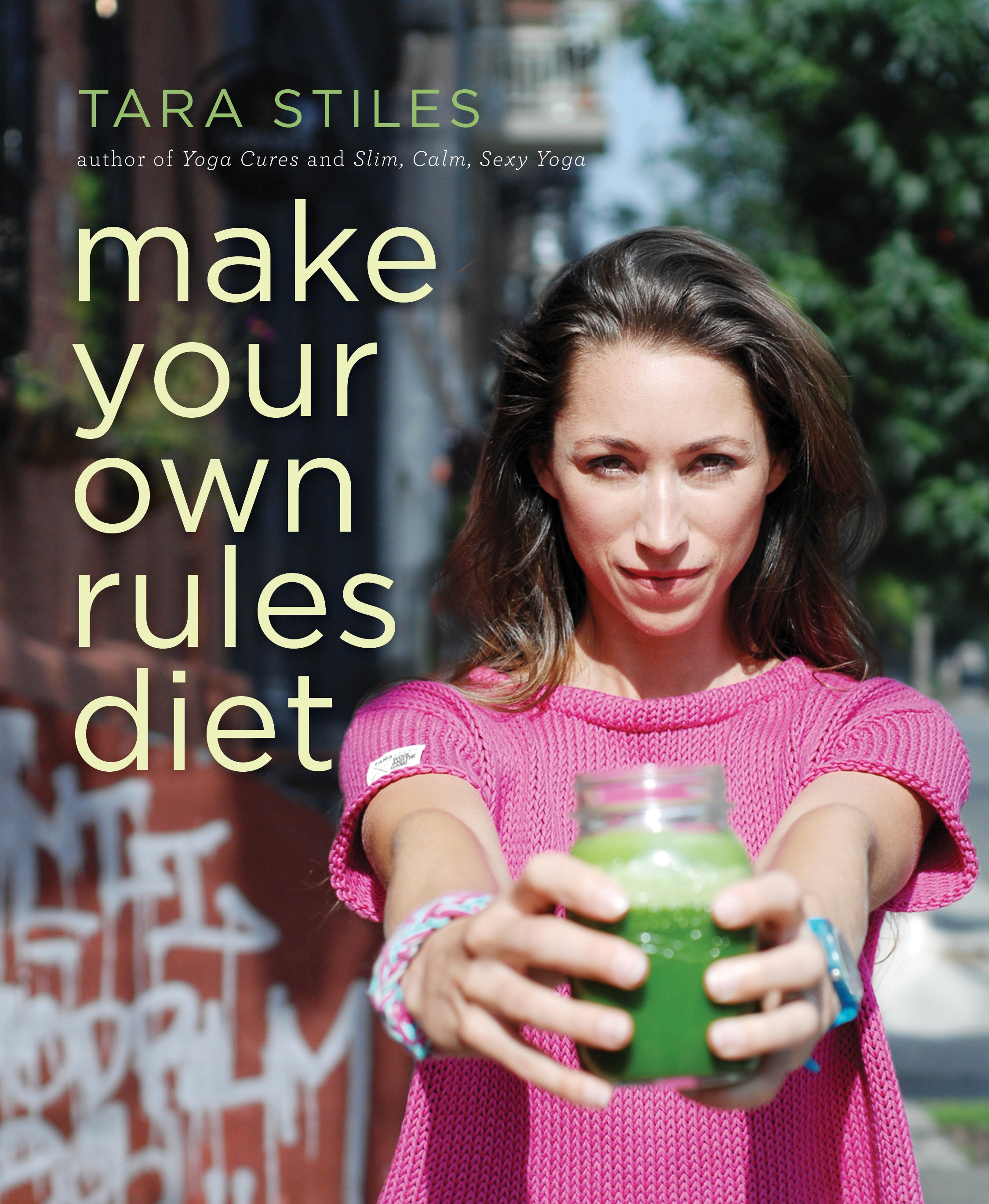 Make Your Own Rules Diet Book Launch & Class