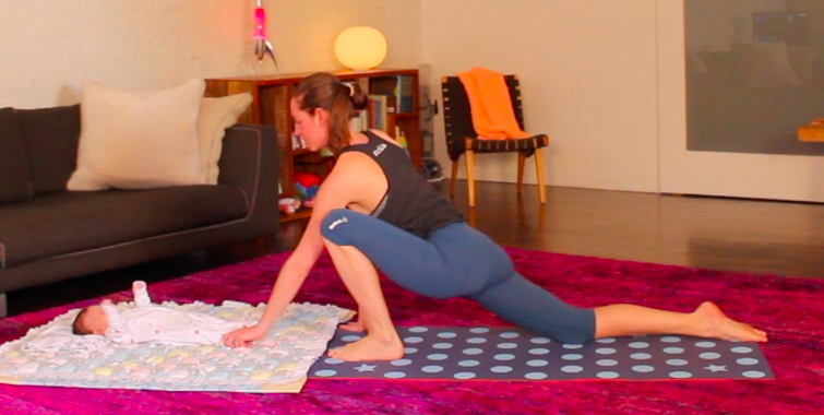 VIDEO: 10 Minute Gentle Yoga for Strength Building